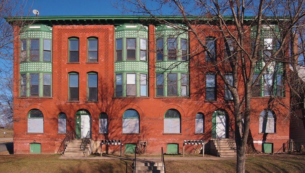 Historic Dayton S Bluff Apartment Building Gets New Developer Higher Costs Dayton S Bluff Community